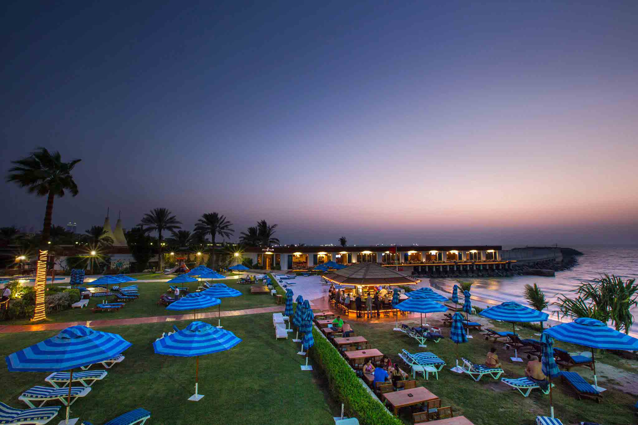Marine Beach Resort and Spa Dubai