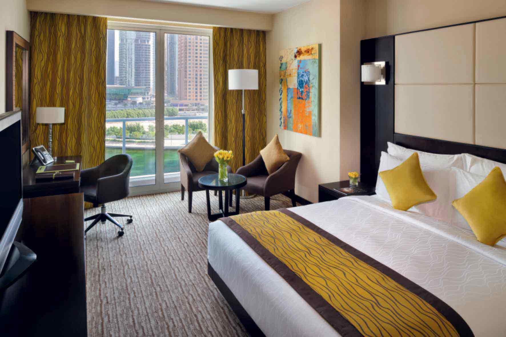 Moevenpick Hotel Jumeirah Lakes Towers Dubai