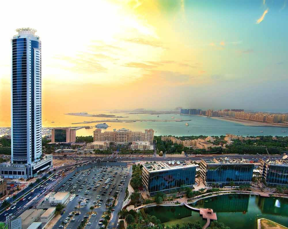 Best hotels in dubai marina for Top resorts in dubai