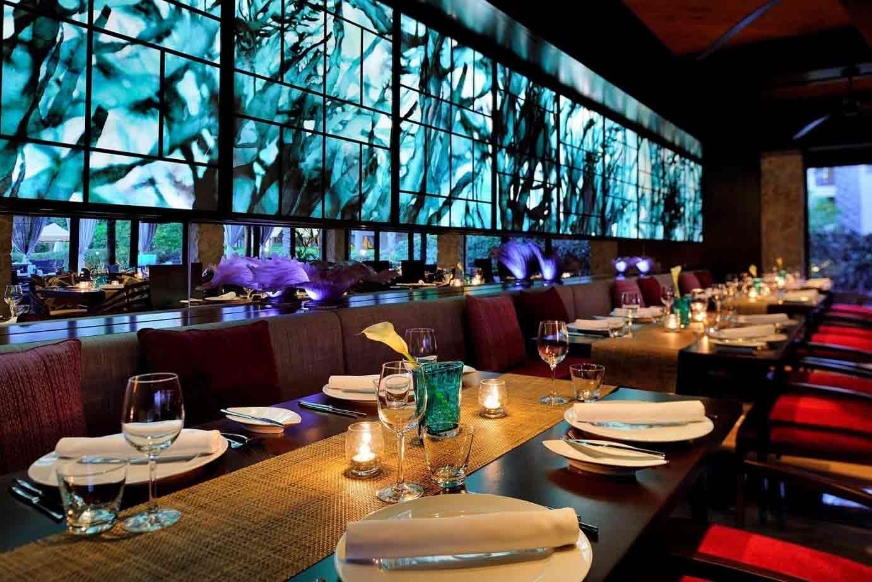 Eauzone Restaurant Dubai