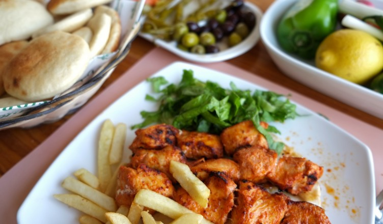 ethnic dishes in old dubai