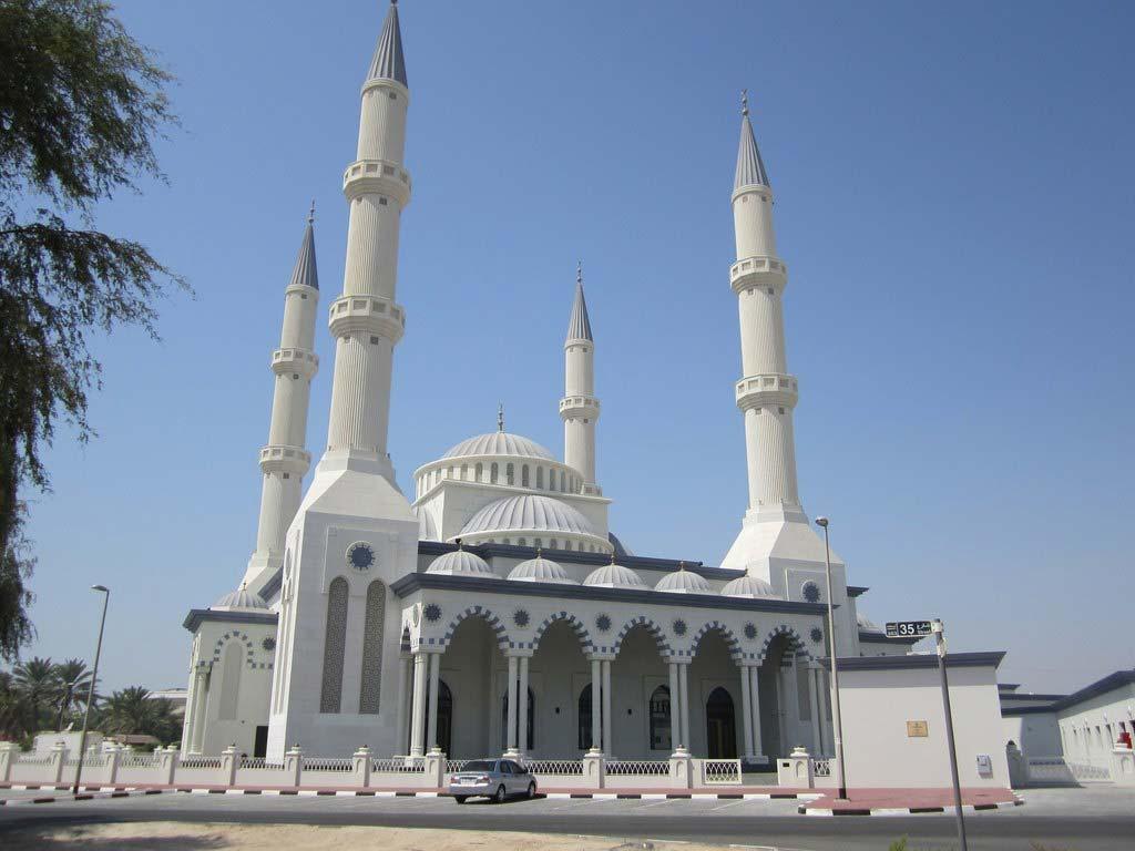 Al-Farooq-Omar-Bin-Al-Khattab-Mosque-in-Dubai