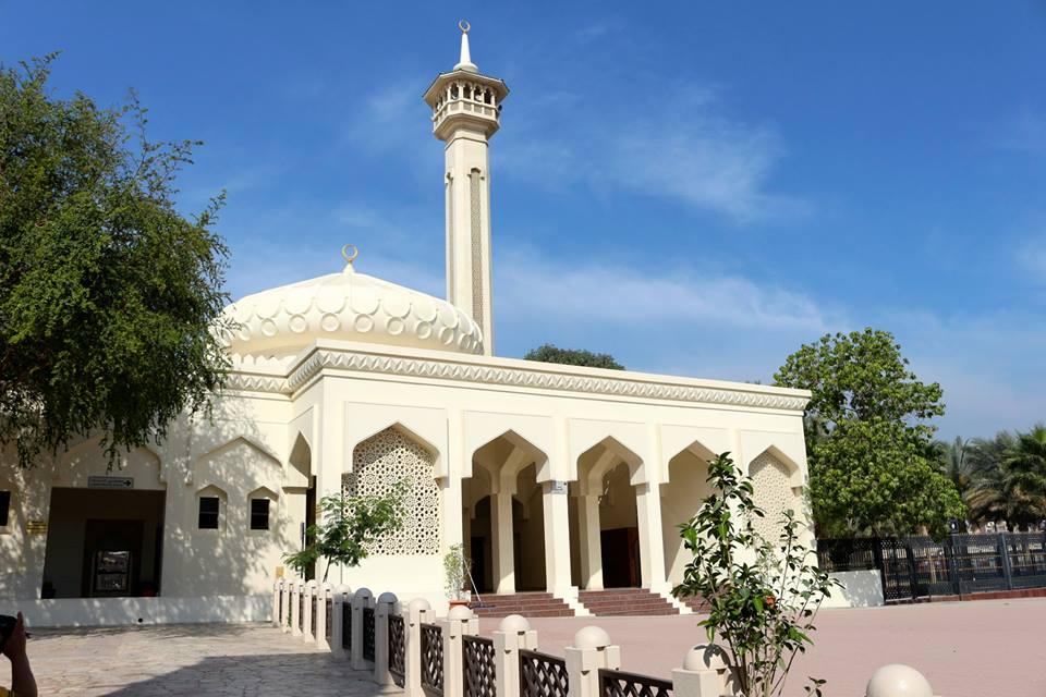 Bastakia Mosque In Dubai