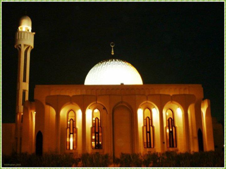 Hor Al Anz Mosque in Dubai