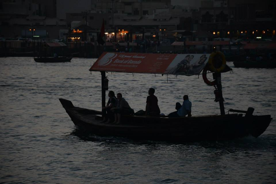 Abra ride In Dubai