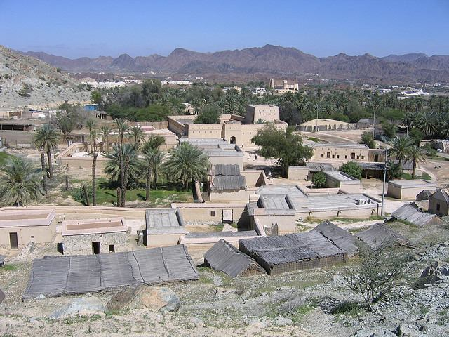Hatta Heritage Village In Dubai