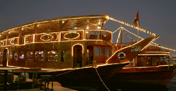 Dhow Cruise Dinner in Dubai