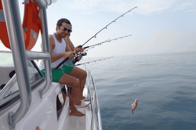Fishing Trip in Dubai