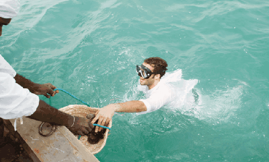 Pearl Diving in Dubai