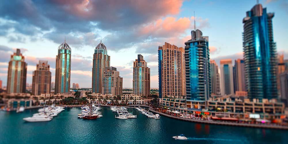 Ferry Rides Dubai Marina