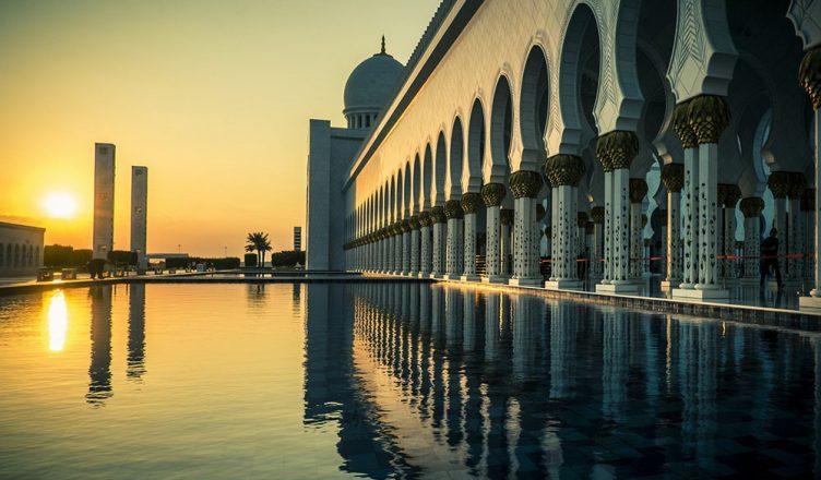 Sheikh Sayeed Mosques Abu Dhabi