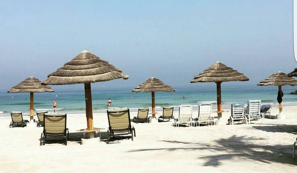 beaches in ajman is best popular tourist spot among ajman