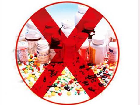 Medicines Warning in Dubai