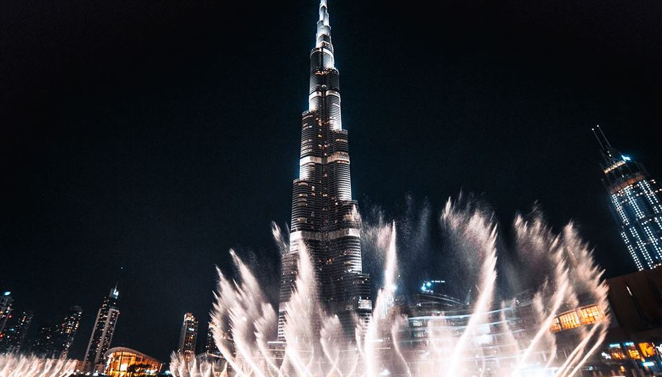 Burj Khalifa the Tallest Building in the World Image and pictures