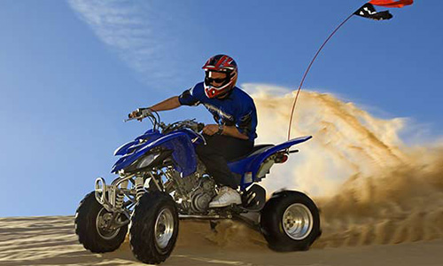 Quad biking In Best Desert Safari in Dubai