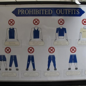 Dubai Dress Code tips for Tourist images and photos