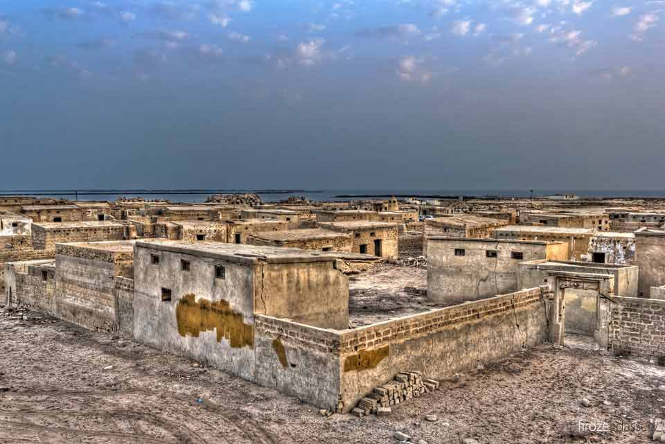Al Jazirat Al Hamra the most haunted places in ras al khaimah