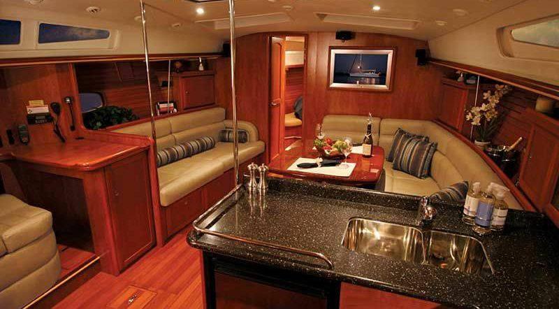 Birthday party on a yacht in Dubai