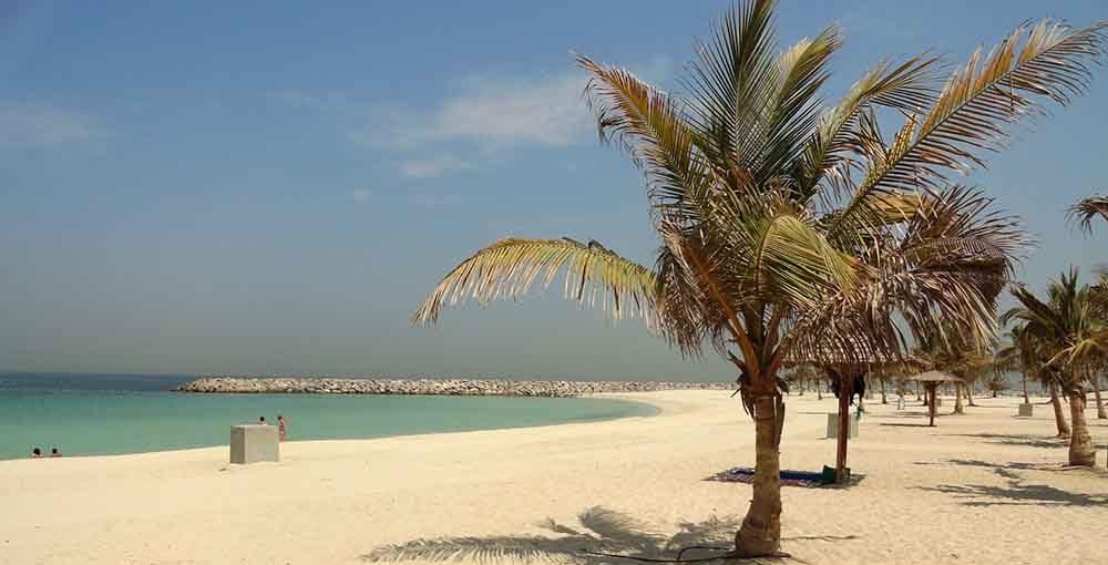 Chill at the Beaches of Ras Al Khaimah