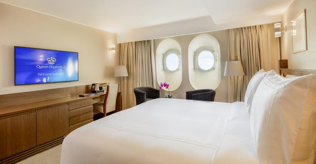 Queen Elizabeth 2 Hotel Rooms Dubai