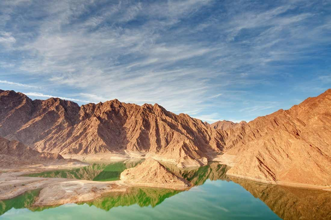 Picnic Spot For Couples in hatta