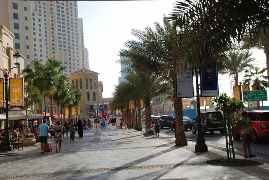 Jumeirah Beach Residence Walk
