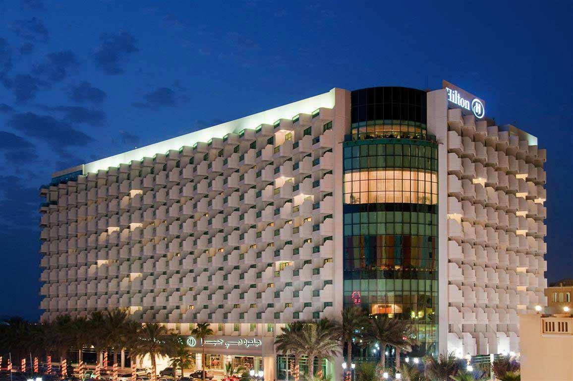 hilton dubai jumeirah resort dubai