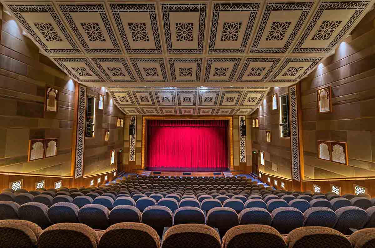 Madinat Theatre in Dubai