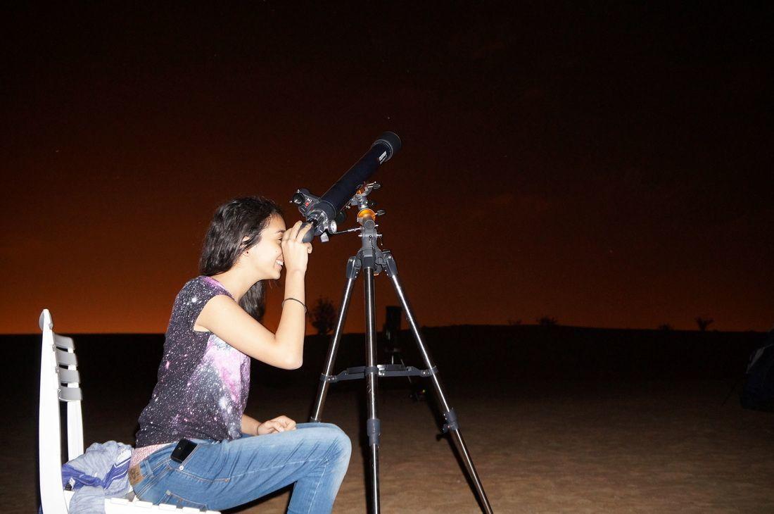 The Dubai Astronomy Group