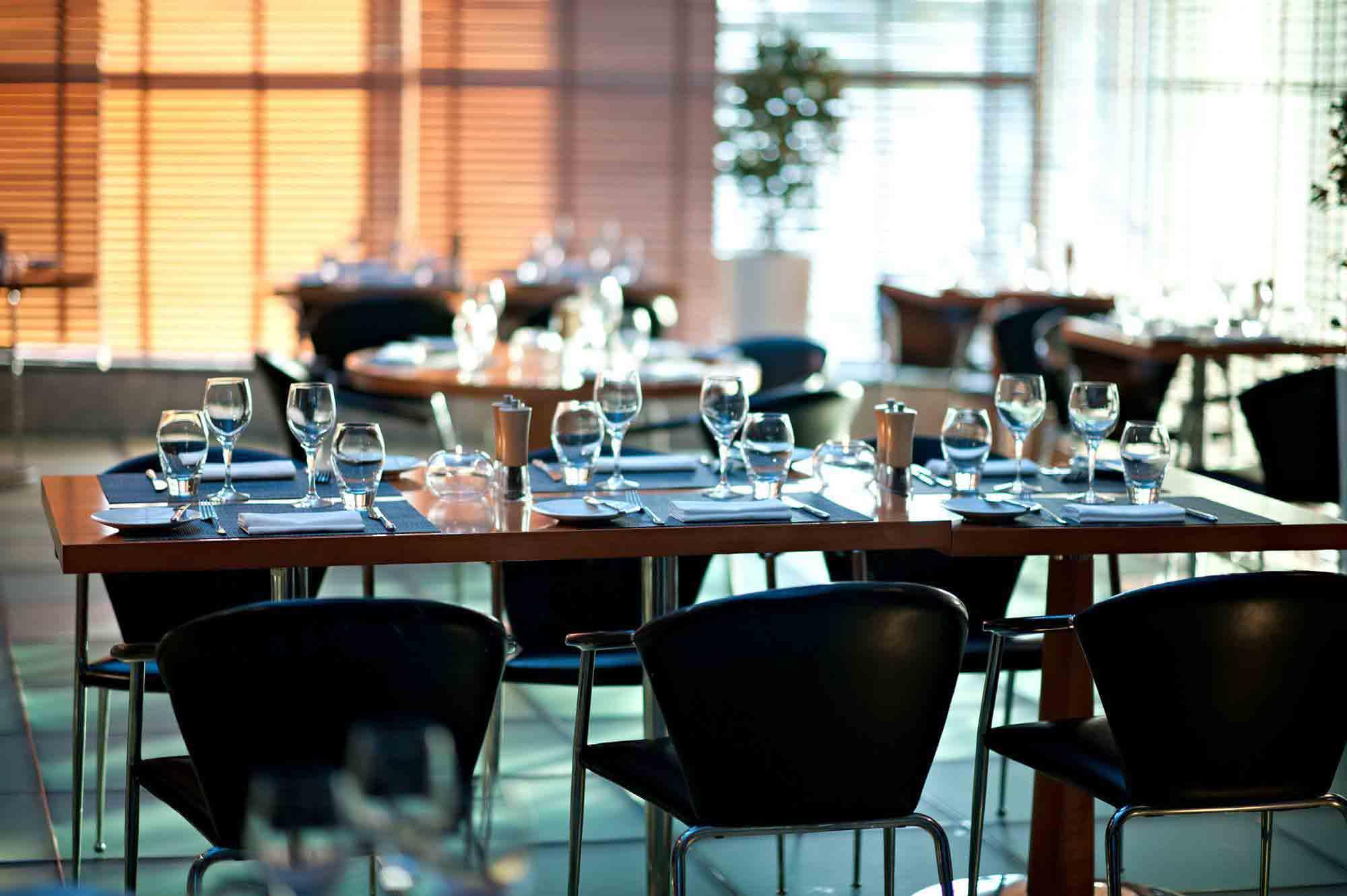 Glasshouse Restaurant Dubai
