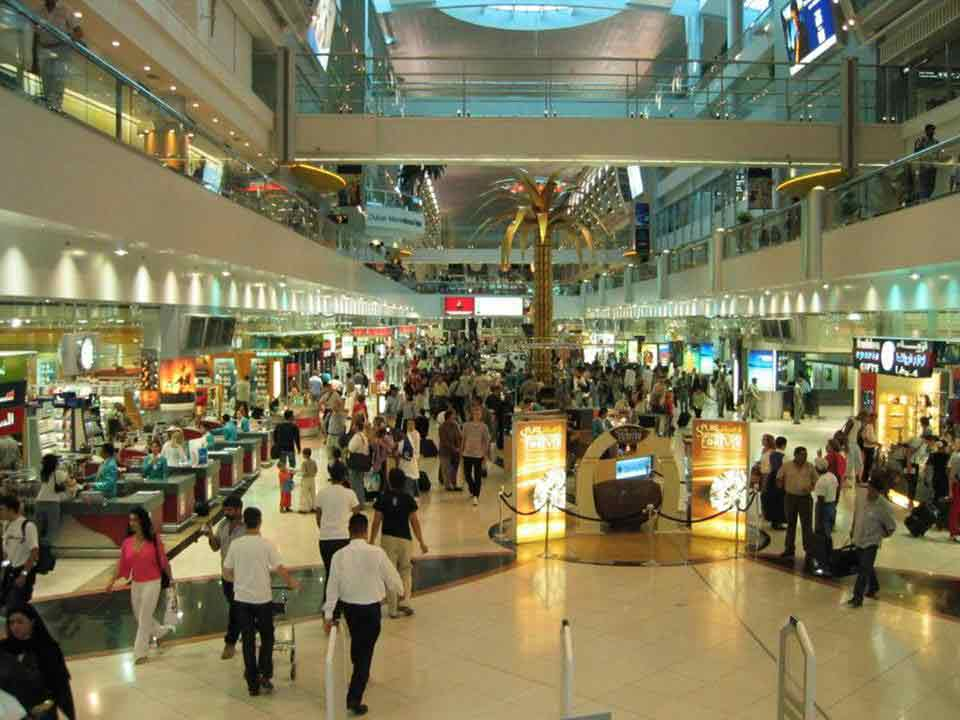 Shopping in Dubai is the most romantic way to spend a quality time
