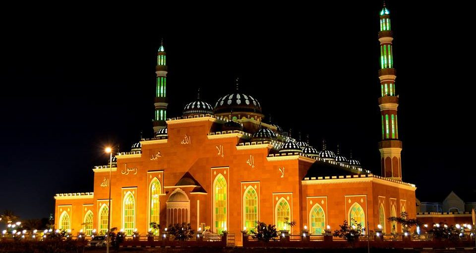 Al-Salam-Mosque-is-Among-Famous-mosque-of-dubai