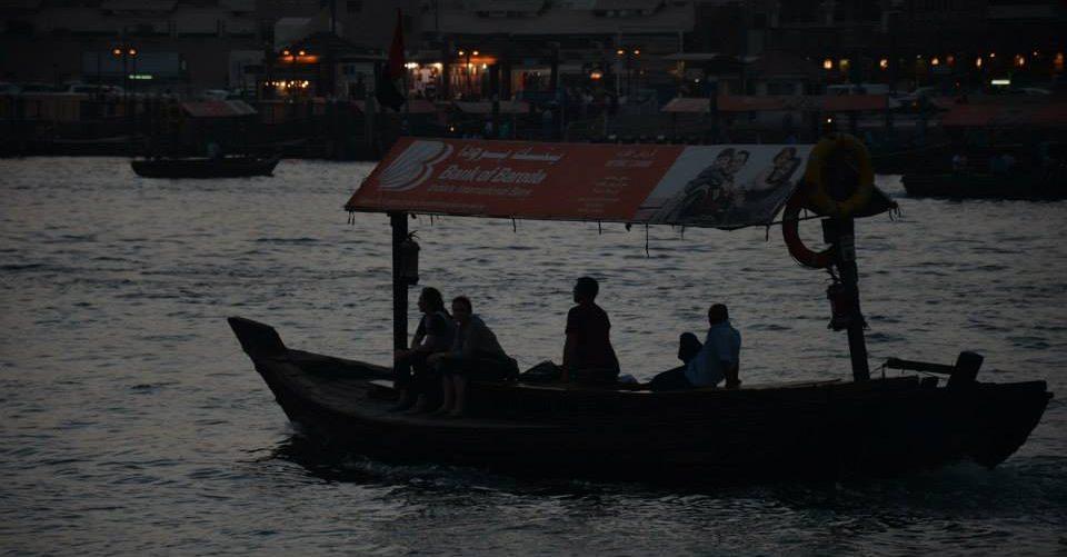 Abra ride In Dubai