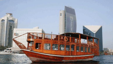 Dhow Cruise Marina Creek