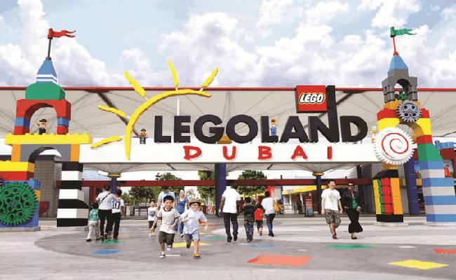 Lego City Dubai