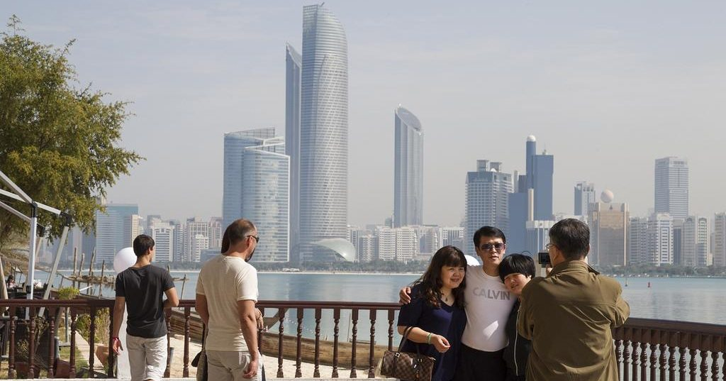 Avoid clicking photographs in Dubai