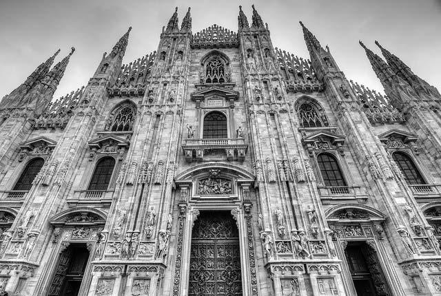 Milan City Italy