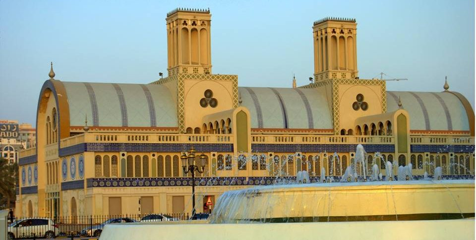 Blue Souk the best places to visit in sharjah for shopping