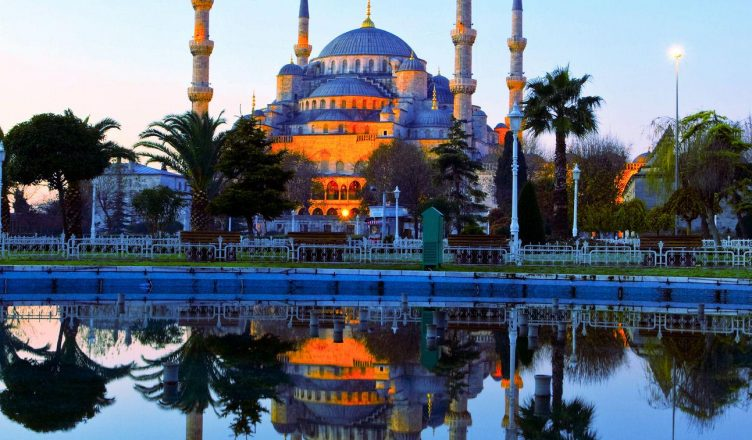 Süleymaniye Mosque Turkey