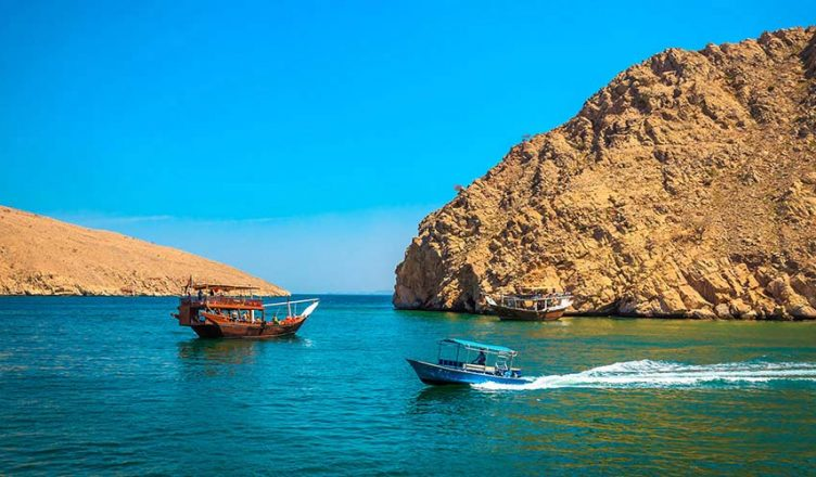 oman tour in musandam