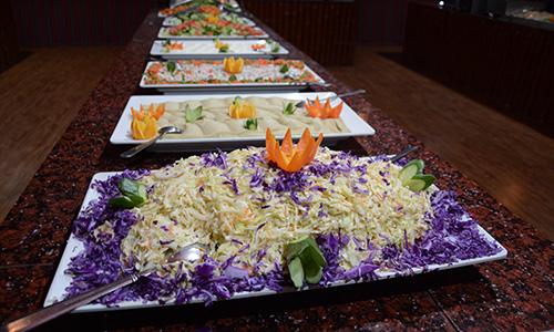 Dinner in Desert is a part of Best Desert Safari in Dubai