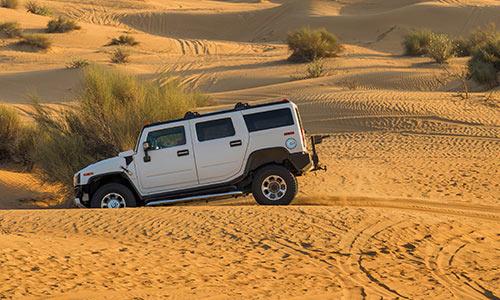 Hummer Desert Safari in Best Desert Safari Dubai