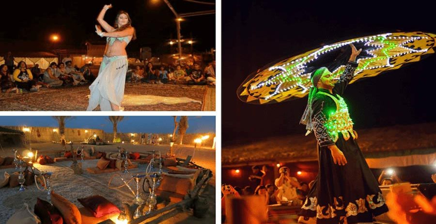 nightlife photos of Desert Safari Activities At Desert Camp