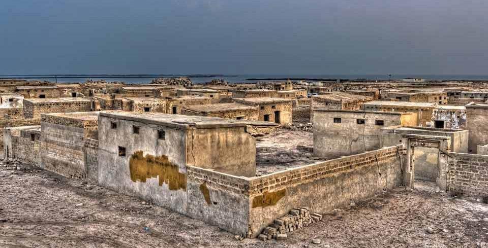 Al Jazirat Al Hamra the most haunted places in ras al khaimah