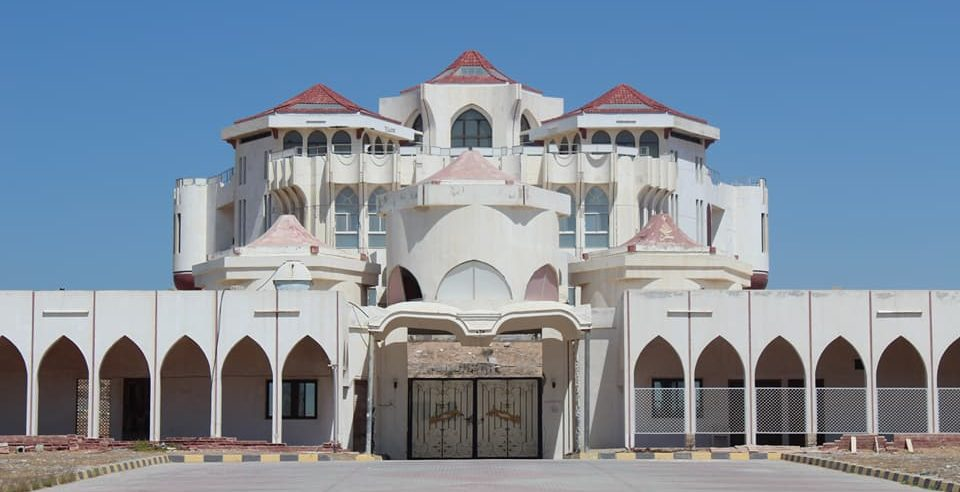 Al Qasimi Palace the haunted places in ras al khaimah images