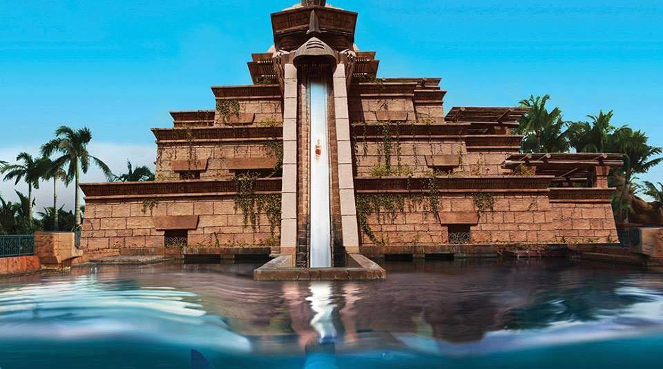 Birthday Celebration in Atlantis Water Park