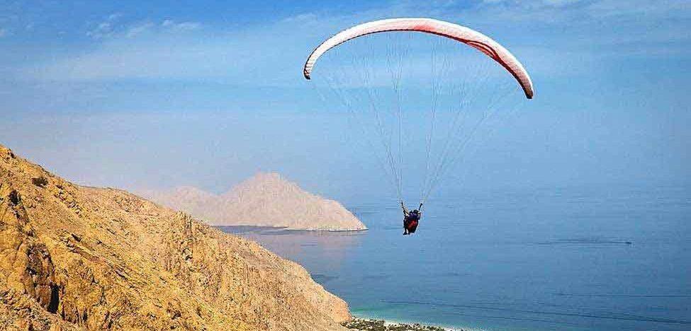 Paragliding-Zighy-Bay
