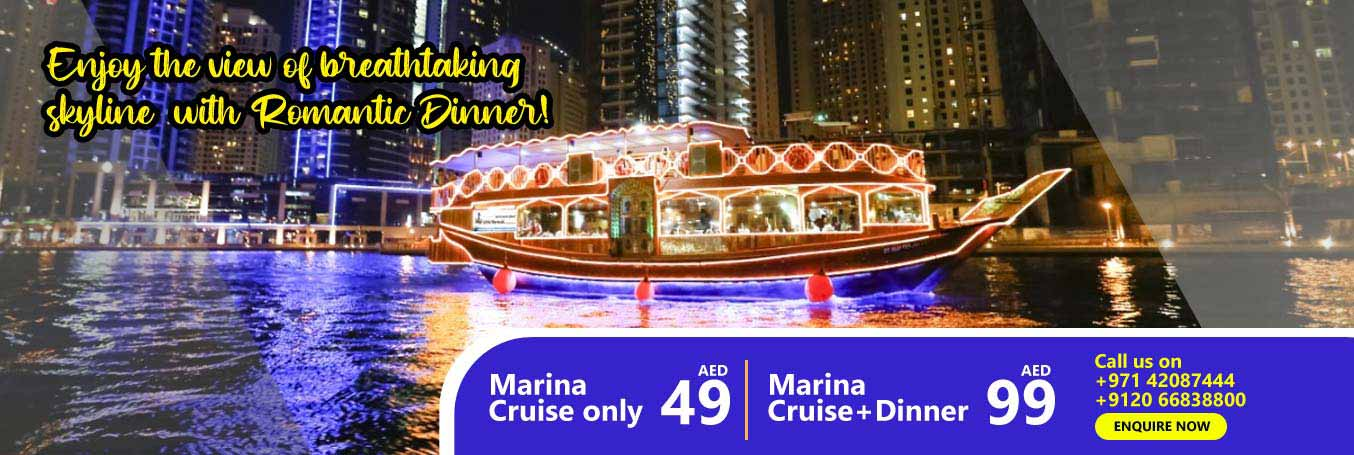 Welcome to dhow cruise dubai