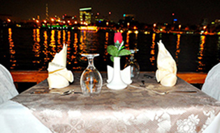 Private Dhow for Special Events