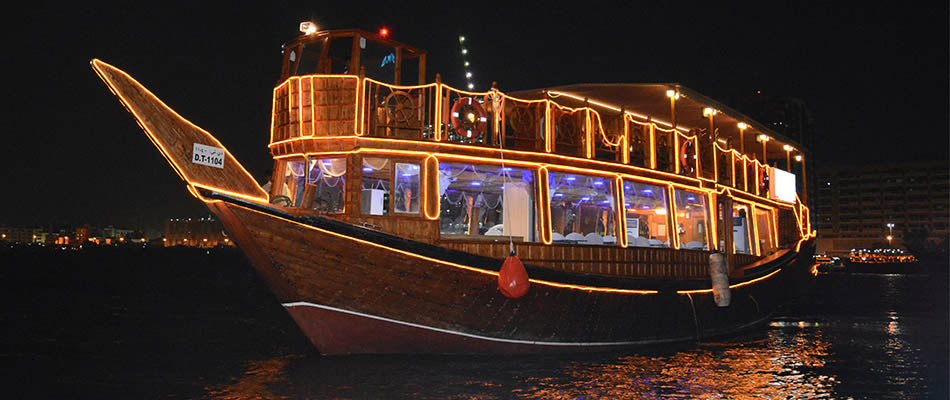 Gallery Dubai Dhow Cruise